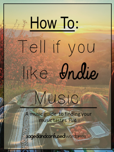 indie music part 1